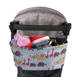 Baby Waterproof Large Capacity Stroller Accessories Diaper B
