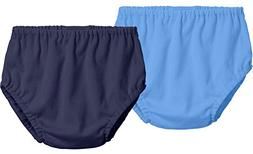 City Threads 2-Pack Baby Girls' and Baby Boys' Unisex Diaper