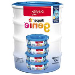 Playtex Diaper Genie Disposal System Refills 960 count 4 Pac