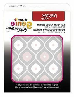 Playtex Diaper Genie Expressions Diaper Pail Fabric Sleeve,