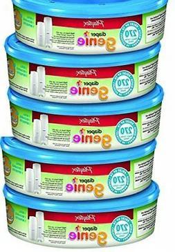diaper genie refill 1350 total 5 pack