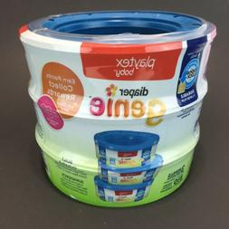 Playtex Diaper Genie Refill Bags, 3 Pack, 810 Count -  Ideal