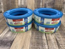 Playtex Diaper Genie Refill Bags, 4 Packs Of 270 Each = 1080