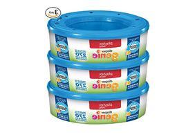 Playtex Diaper Genie Refill Bags, Ideal for Diaper Pails, 3