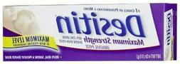 Diaper Rash Treatment Desitin Maximum Strength 4 oz. Tube Cr