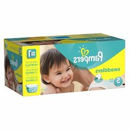 Pampers Swaddlers Diapers Size 5 Giant Pack, 92 ea