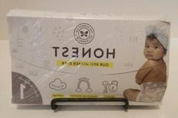 The Honest Company Diapers & Wipes Sample Trial Pack Size 1