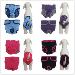 Diapers For Dogs Female Washable Girl Cover Potty Reusable U