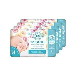The Honest Company Baby Diapers with TrueAbsorb Technology,