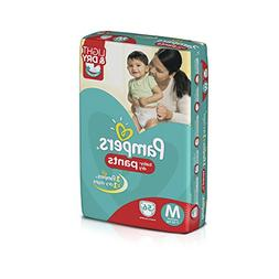 Pampers Medium Size Diapers Pants