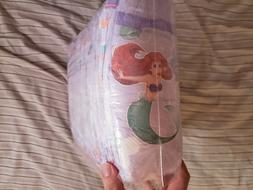 GoodNites Diapers Pull-ups XS Disney Little Mermaid Ariel 22