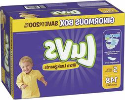 Diapers Size 5, 148 Count - Ultra Leakguards Disposable Baby