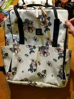 Disney Baby Petunia Pickle Bottom Lilo and Stitch Diaper Bag