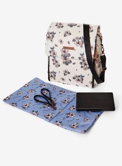 Disney Petunia Pickle Bottom Lilo & Stitch Boxy Backpack Dia