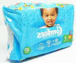 Comfees Disposable Baby Toddler Kid Diapers Size 7