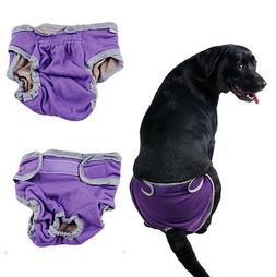 Dog Diaper Washable Comfort Pet Training Short Pants Reusabl
