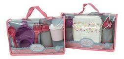 My Sweet Love Baby Doll Feeding and Diaper Accessories - Bot
