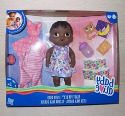 """Baby Alive Doll Ready for Bed African American 11"""" Outfit Pa"""