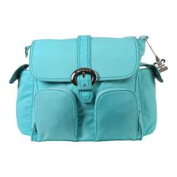 Kalencom Double Duty Diaper Bag - Aqua