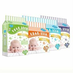 Nice Baby Dry Diapers Gold Premium Disposable Color Change E