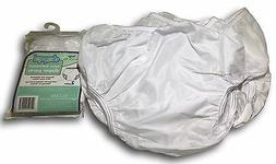Dappi Early Cloth Diaper NYLON Waterproof Baby Pants 2pk NB-
