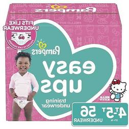 Pampers Easy Ups Pull On Disposable Training Diaper for Girl