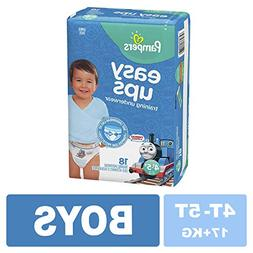 Pampers Easy Ups Pull On Disposable Training Diaper for Boys