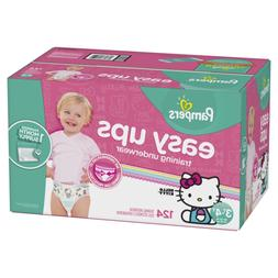 Pampers Easy Ups Training Pants Pull On Disposable Diapers f