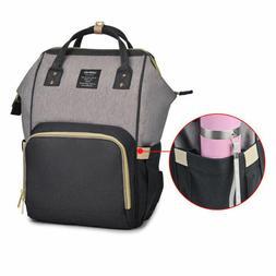 Fashion Diaper Bag Mummy Maternity Nappy Nursing Bag Baby Ca