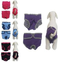 Female Dog Diapers Comfort Washable Potty Pads Training Reus