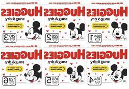 FREE shipping Huggies Snug & dry diapers Size 1 to 6  U pick
