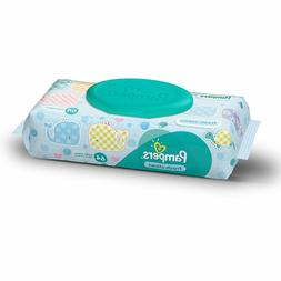 Pampers Fresh Clean Baby Wet Wipes 64 Diapering Baby Wipes S