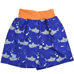 Splash About Happy Nappy  Board Shorts , Shark Orange)