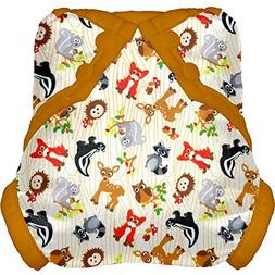 Tidy Tots Diapers Hassle Free Snap Diaper Cover