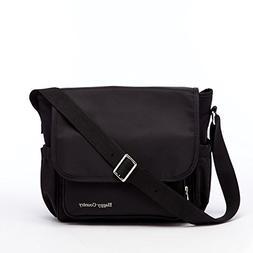 HC Medium Size Diaper Bag Crossbody Purse Messenger Baby Bag