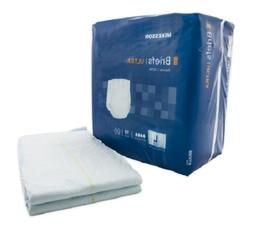 HEAVY ABSORBENCY! Adult Disposable Briefs Diapers Large LG C