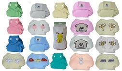 Kashmir Baby Hemp/Organic Cotton One Size Cloth Diaper + 2 H