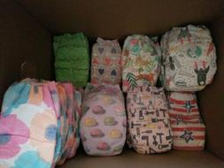 Honest Company Diapers Size 1 - Pack of 10 Different Designs