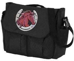 Horse Horseshoe Diaper Bag UNIQUE Baby Bags For New Dad or N