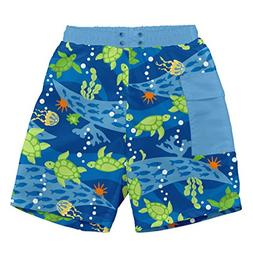 i play. Boys' Toddler Pocket Trunks w/Built-in Reusable Abso