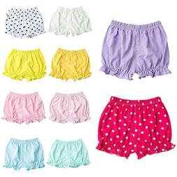 Infant Baby Girl Boy Cotton Bloomers Casual Diaper Nappy Cov