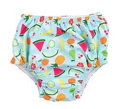 ATTRACO Infant Baby Girls Swimming Nappies Reusable Swim Dia