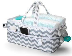 Kiddy Kaddy Premium Diaper Caddy and Nursery Storage Organiz