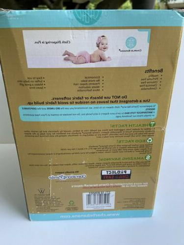 Diapers BNIB One Size 6-35lbs