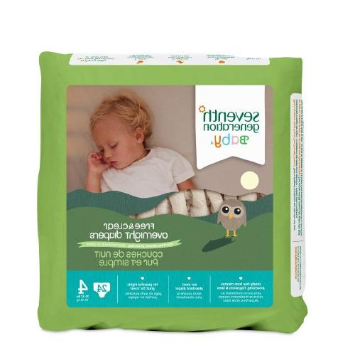 Seventh Generation Diapers Stage 24