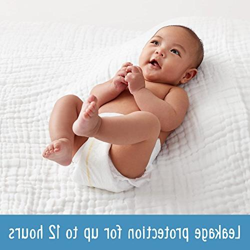 Amazon Brand - Bear Diapers Size 54 Count,