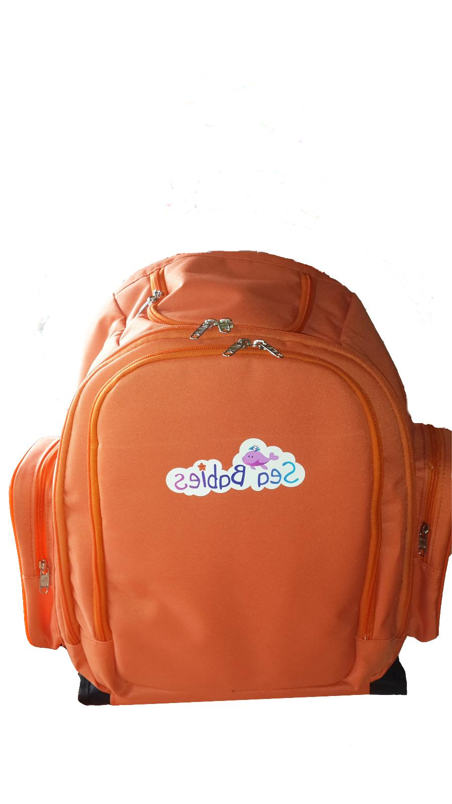 baby diaper backpack nappy changing hands free