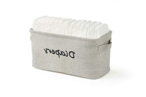 baby diaper storage bin