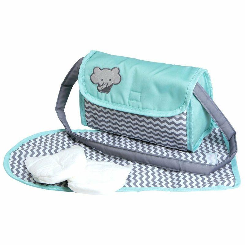 baby doll zig zag diaper bag accessories