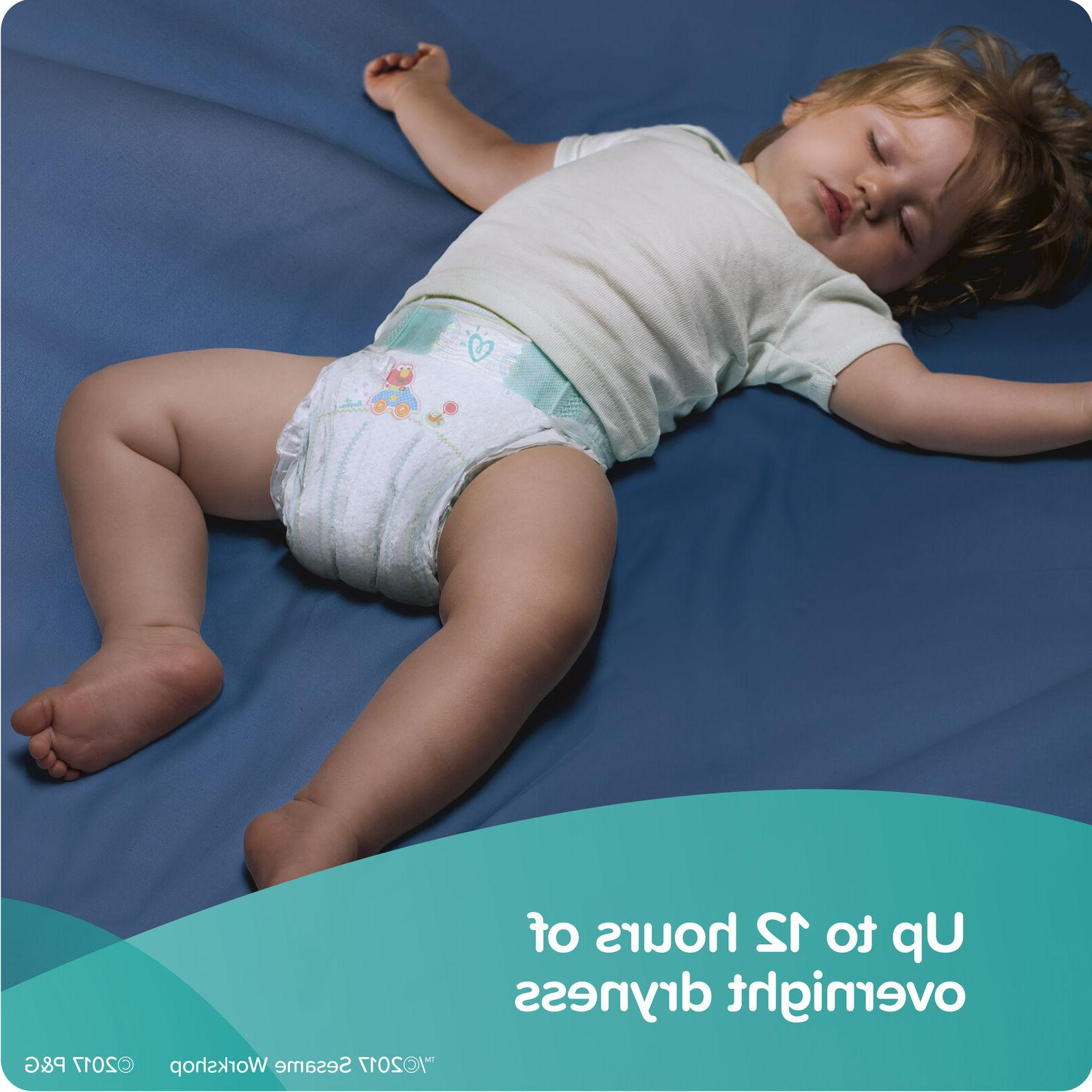 Diapers, 144 Ct